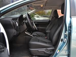2017款1.8L E-CVT豪华版 前排空间