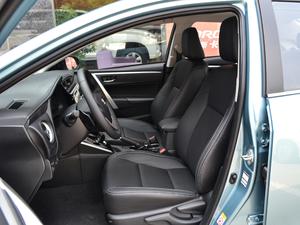 2017款1.8L E-CVT豪华版 前排座椅
