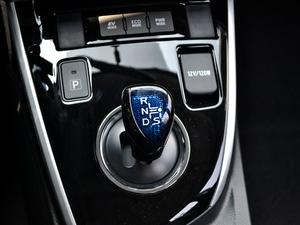 2017款1.8L E-CVT豪华版 变速挡杆