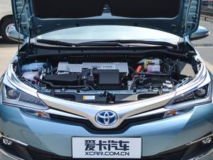 2017款1.8L E-CVT豪华版 发动机