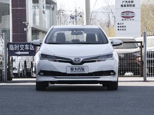 2017款1.8L E-CVT旗舰版 纯正