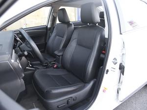 2017款1.8L E-CVT旗舰版 前排座椅