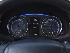 2017款1.8L E-CVT旗舰版 仪表