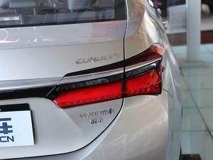 2017款1.8L E-CVT精英版 尾灯
