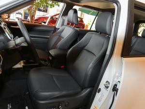 2018款3.5L 自动TX-L后挂备胎 前排座椅