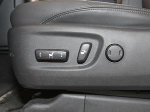 2018款3.5L 自动TX-L后挂备胎 座椅调节