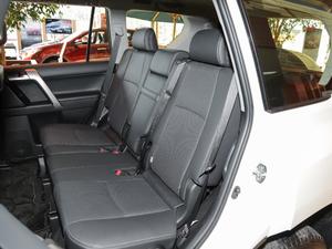 2018款3.5L 自动TX-L后挂备胎 后排座椅