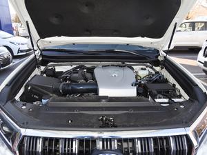 2018款3.5L 自动TX-L后挂备胎 发动机