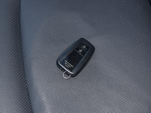 2018款3.5L 自动TX-L后挂备胎 钥匙