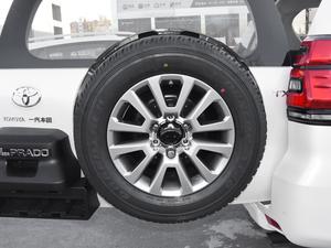 2018款3.5L 自动TX-L后挂备胎 备胎