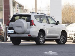 2018款3.5L 自动TX-L后挂备胎 整体外观