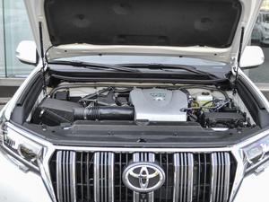 2018款3.5L 自动VX-NAVI 后挂备胎 发动机