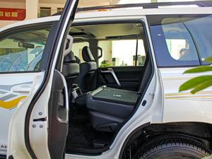 2018款3.5L 自动TX-L 后排座椅放倒