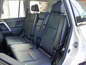 2018款3.5L 自动TX-L 后排座椅