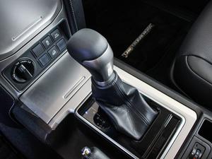 2018款3.5L 自动TX-L 变速挡杆