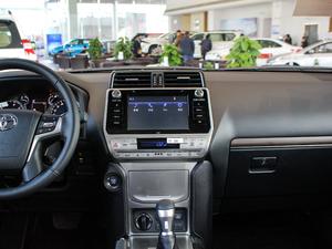 2018款3.5L 自动TX-L 中控台