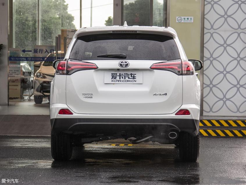 一汽丰田2016款RAV4