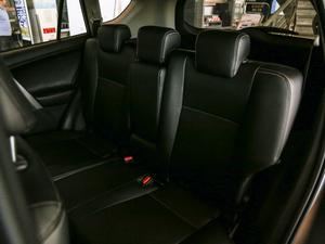 2018款2.0L 自动风尚版 后排座椅