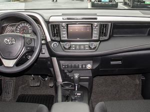 2016款2.0L CVT两驱风尚版 中控台