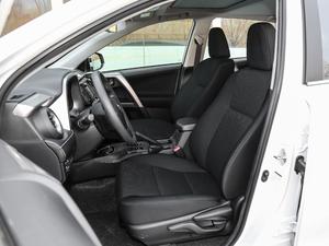 2018款2.0L 自动两驱风尚X限量版 前排座椅