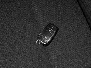 2018款2.0L 自动两驱风尚X限量版 钥匙