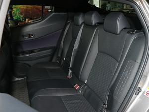 2018款2.0L 奕驰版 后排座椅