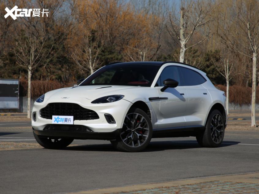 萍乡法治网2022款阿斯顿·马丁DBX上市 售229.8万元