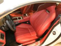 空间座椅DB9前排座椅
