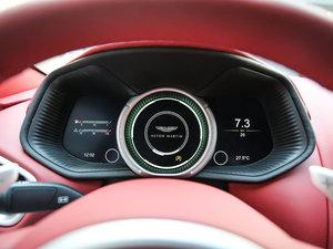 2017款5.2T V12 仪表