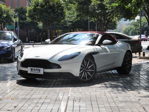 2019款V8 Volante 正侧45度