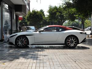 2019款V8 Volante 纯侧