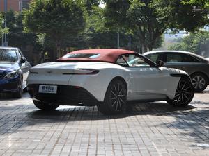 2019款V8 Volante 整体外观