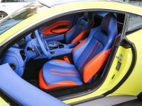 空间座椅V8 Vantage前排座椅