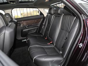2018款L 3.0T 两驱全景商务版 后排座椅