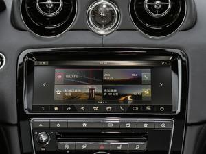 2018款L 3.0T 两驱全景商务版 中控台显示屏