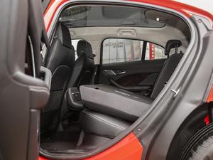 2018款 EV400 首发限量版 后排座椅放倒