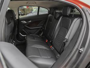 2018款 EV400 首发限量版 后排座椅