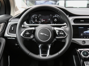 2018款 EV400 首发限量版 方向盘