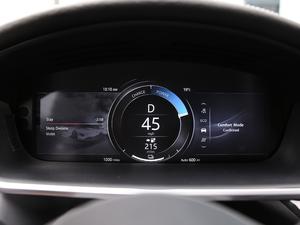 2018款 EV400 首发限量版 仪表