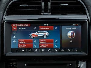 2016款3.0d AWD Diesel 中控区