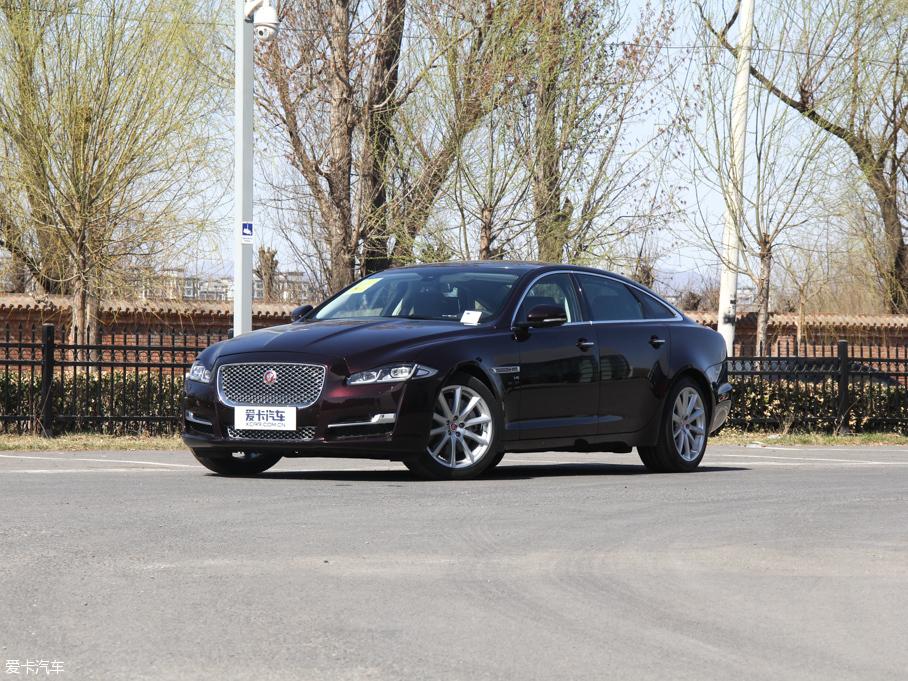 捷豹XJ降价促销 价格直降39万