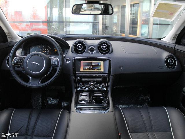 捷豹2016款捷豹XJ