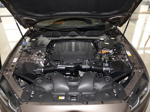 2016款L 3.0 SC 四驱尊享商务版 发动机