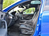 空间座椅捷豹F-PACE前排空间