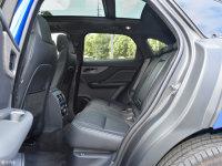 空间座椅捷豹F-PACE后排空间