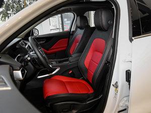 2018款3.0 SC 四驱R-Sport运动版 前排座椅