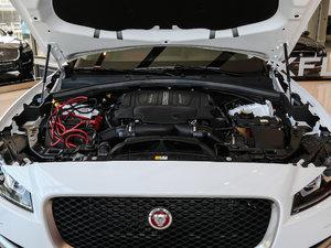 2018款3.0 SC 四驱R-Sport运动版 发动机