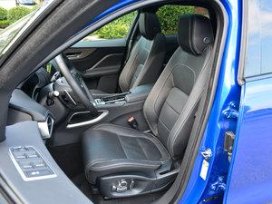2018款2.0T 四驱R-Sport运动版 前排座椅