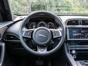 2018款2.0T 四驱R-Sport运动版 方向盘