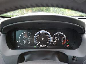 2018款2.0T 四驱R-Sport运动版 仪表